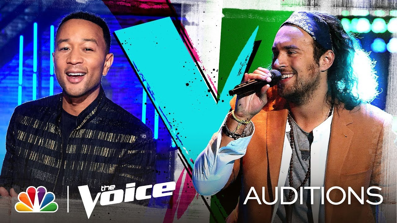 Watch Zach Day The Voice USA 2020 Blind Auditions
