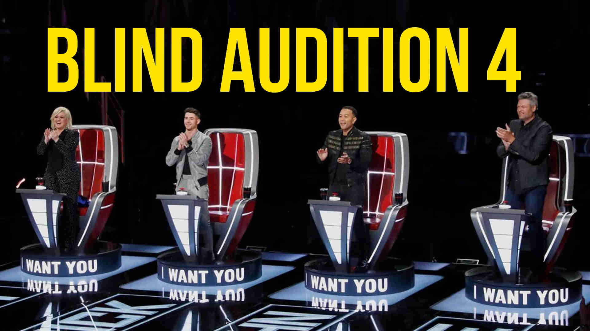 Watch The Voice USA 2020 Blind Auditions Tonight Episode 4 on 9 March 2020