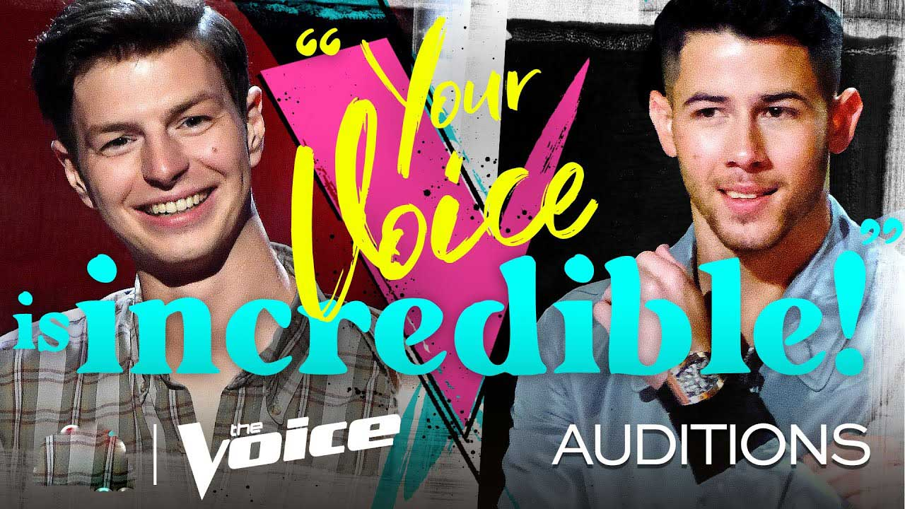Jacob Miller The Voice USA 2020 Blind Audition