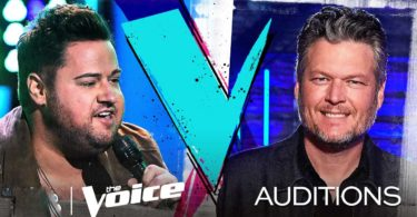 Jon Mullins The Voice USA 2020 Blind Audition