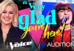 Jules The Voice USA 2020 Blind Audition
