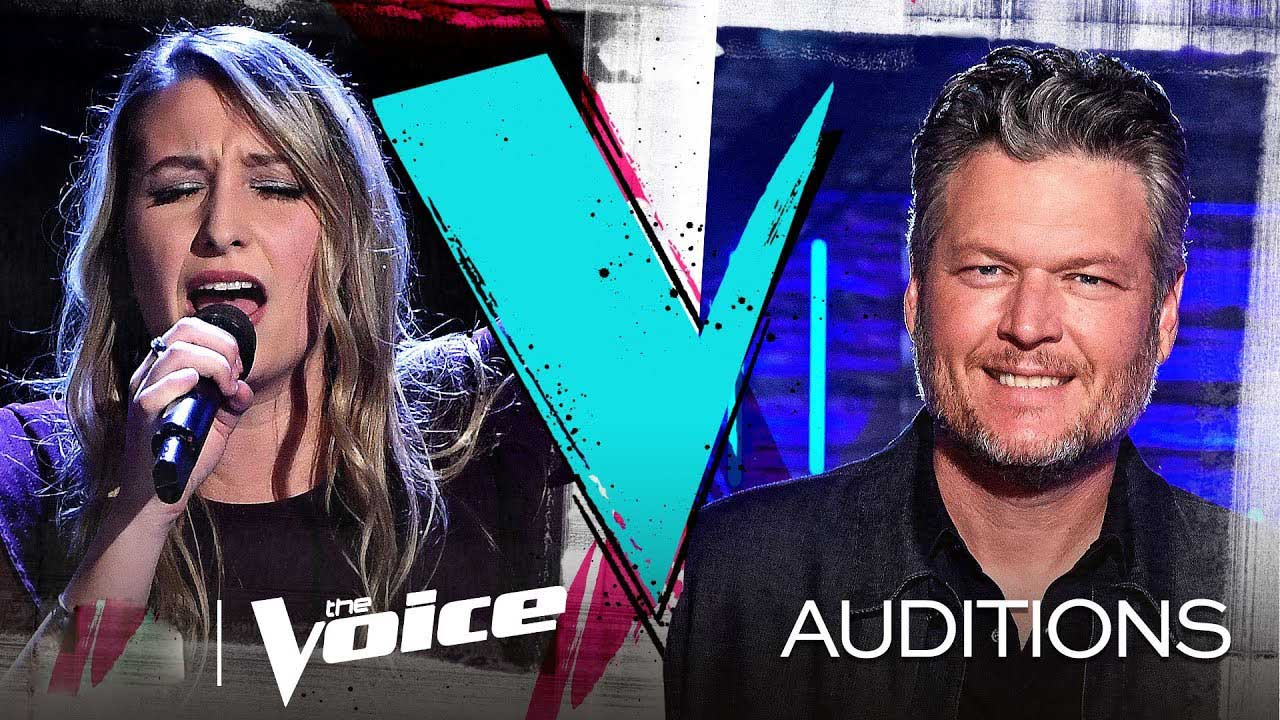 Kailey Abel The Voice 2020 S18 Blind Audition
