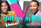 Mandi Castillo The Voice 2020 S18 Blind Audition
