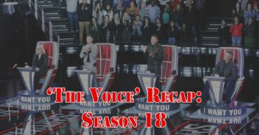 'The Voice' Recap: Season 18 Blind Auditions Episode 4 Performances Videos