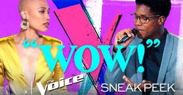 Cedrice and Thunderstorm Artis (Stay) The Voice Season 18 Battles