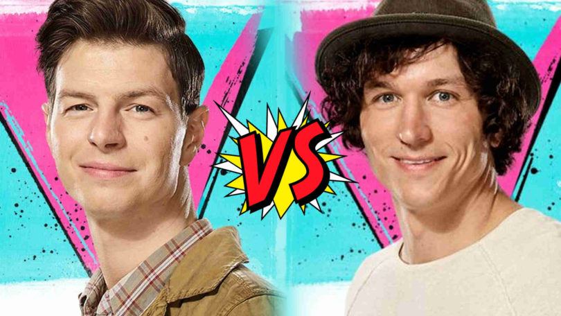 Jacob Miller and Kevin Farris (Lights Up) The Voice Season 18 Battles Episode 3 Full Performance Video