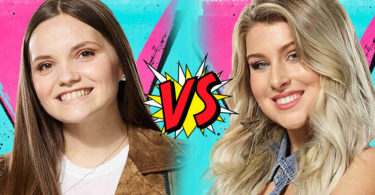 Megan Danielle and Samantha Howell (Top of the World) The Voice Season 18 Battles Episode 3 Full Performance Video