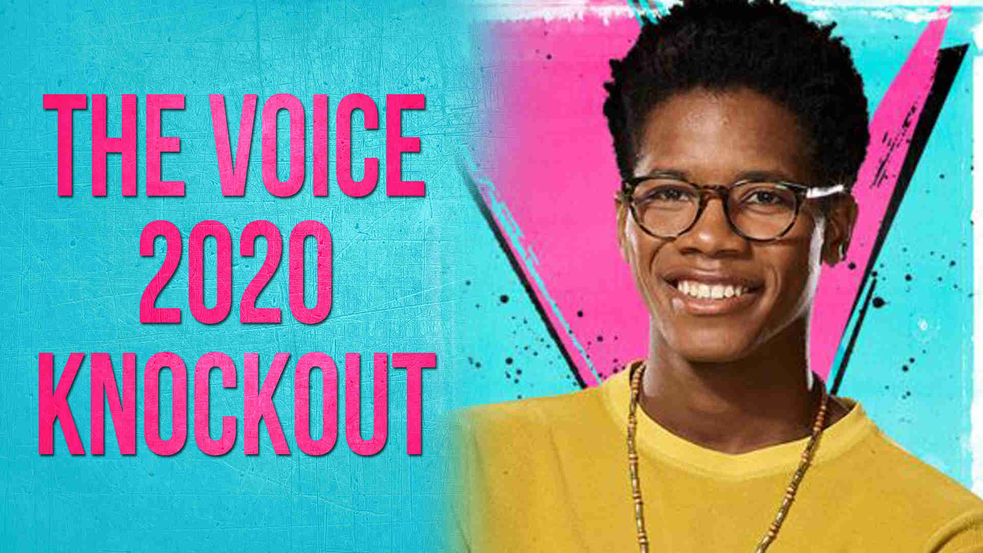 Thunderstorm Artis the Voice USA 2020 Knockout Performance Tonight on 20 April 2020