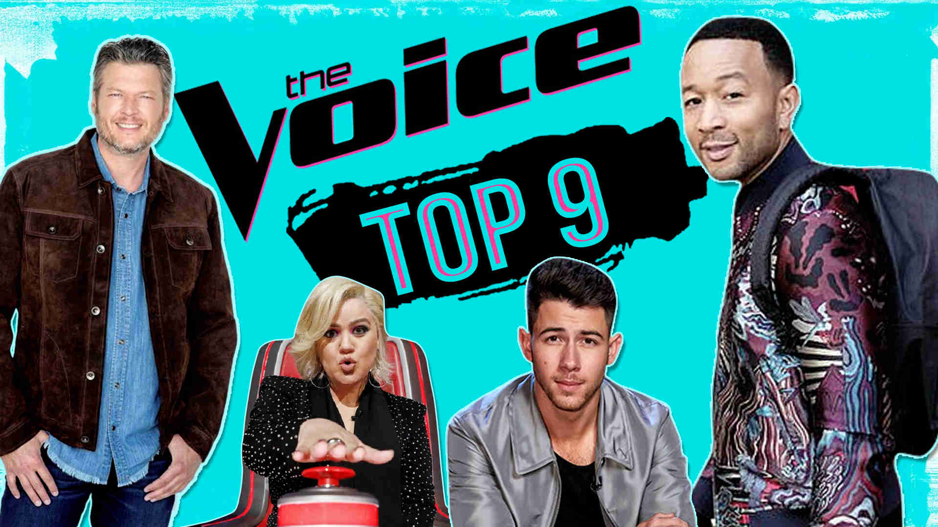 Meet The Voice 2020 Semifinalists Top 9 Contestants