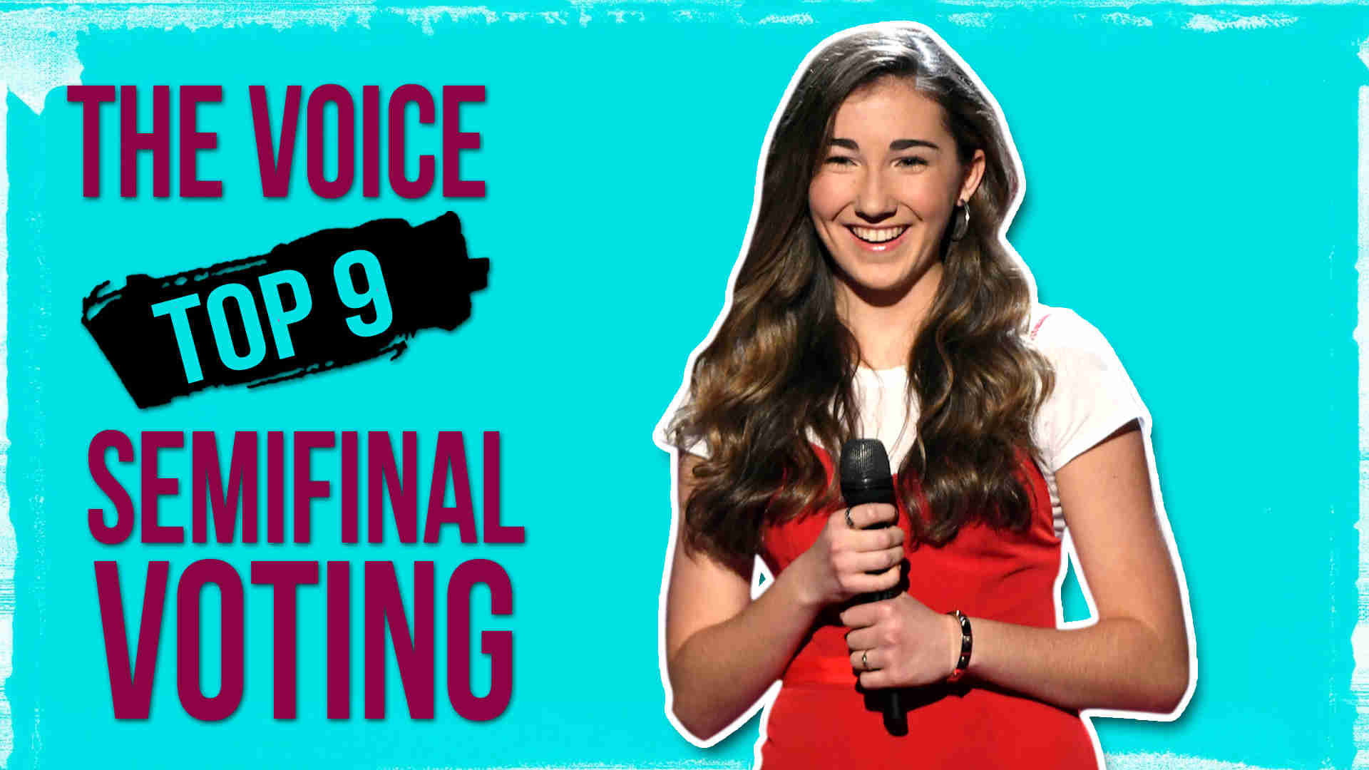 Vote Allegra Miles The Voice 2020 Semifinals Voting Tonight on 11 May 2020