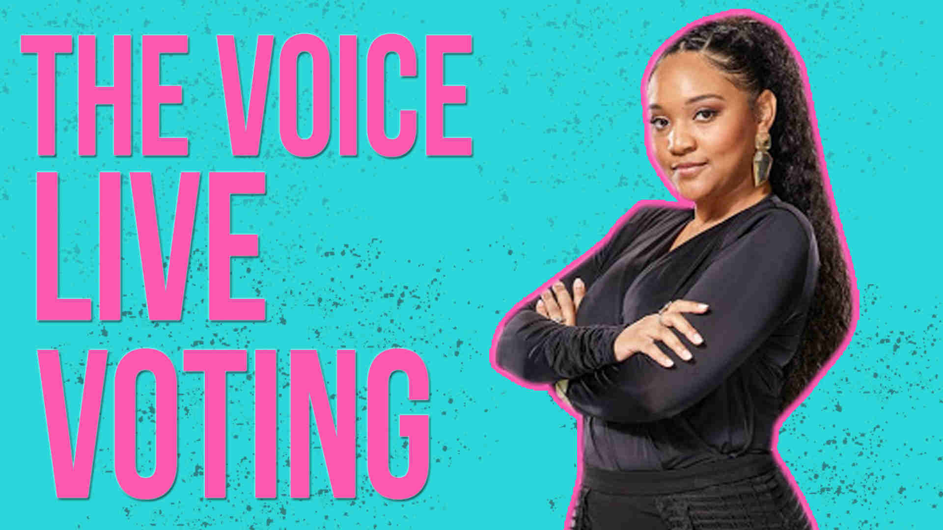 Vote Arei Moon The Voice USA 2020 Top 17 Playoffs Voting Tonight on 4 May 2020