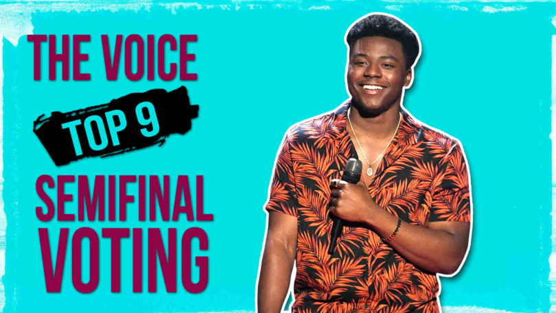 Vote CammWess The Voice 2020 Semifinals Voting Tonight on 11 May 2020