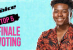 Vote CammWess The Voice 2020 Finale Voting Performance 18 May 2020