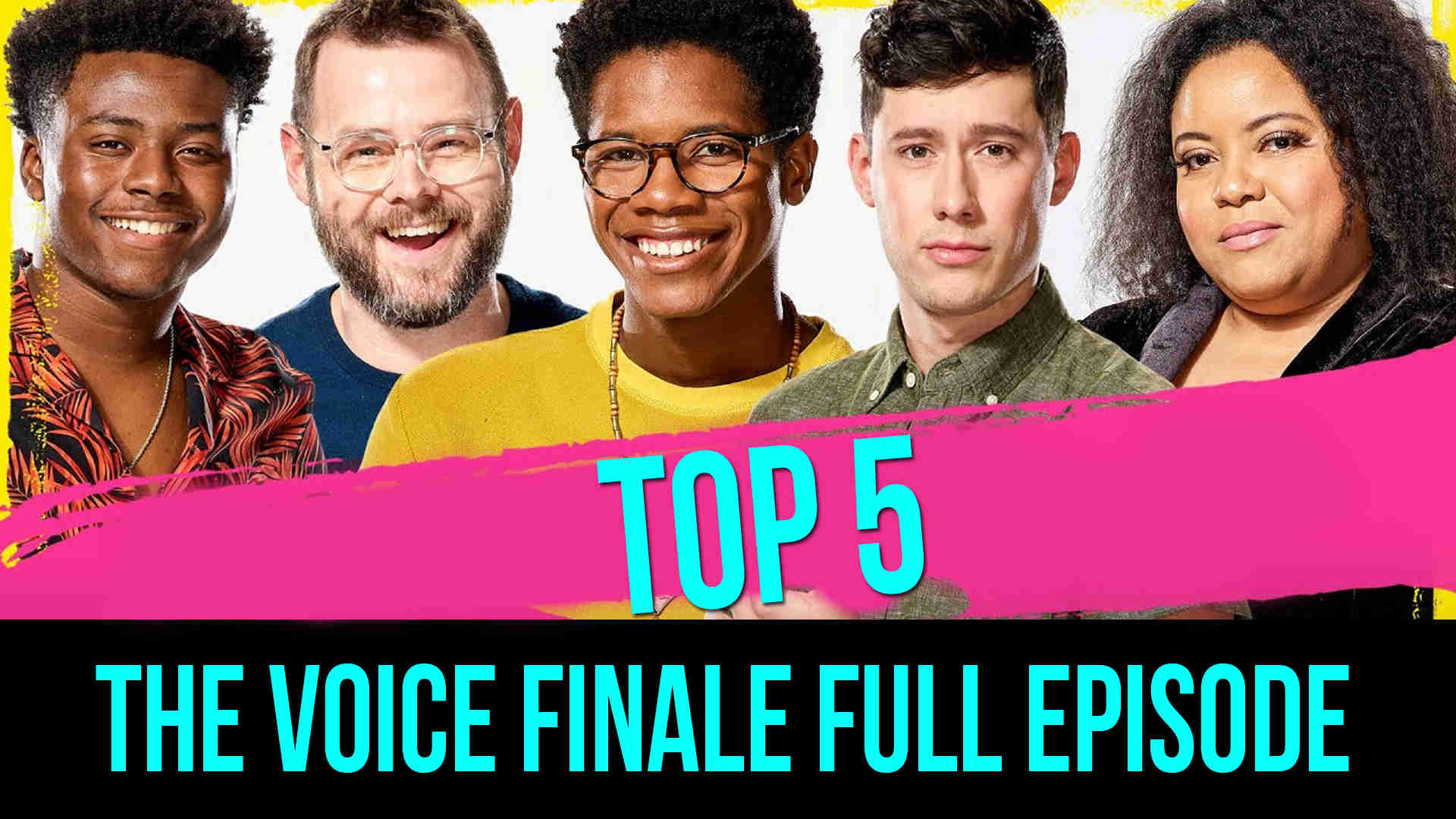 Vote The Voice 2020 Finale Voting Tonight