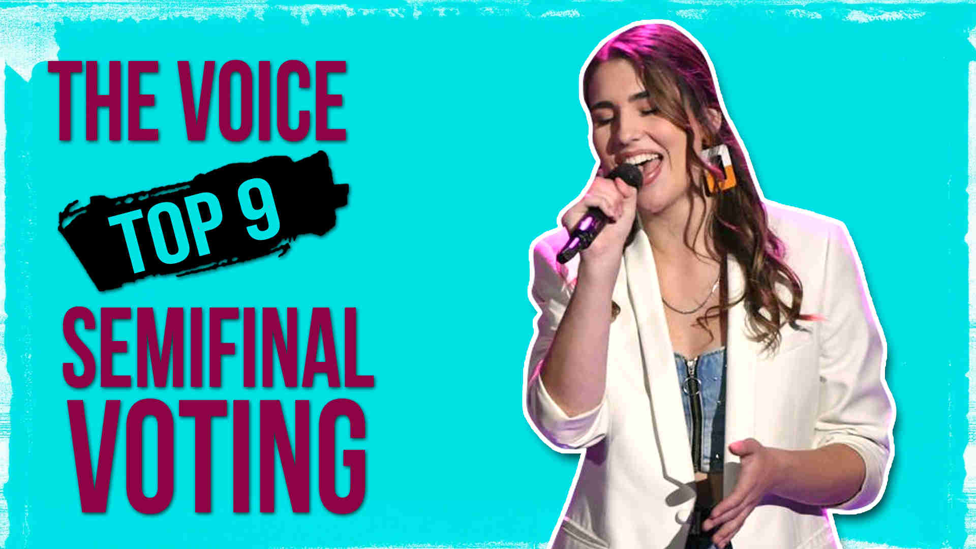 Vote Joanna Serenko The Voice 2020 Semifinals Voting Tonight on 11 May 2020