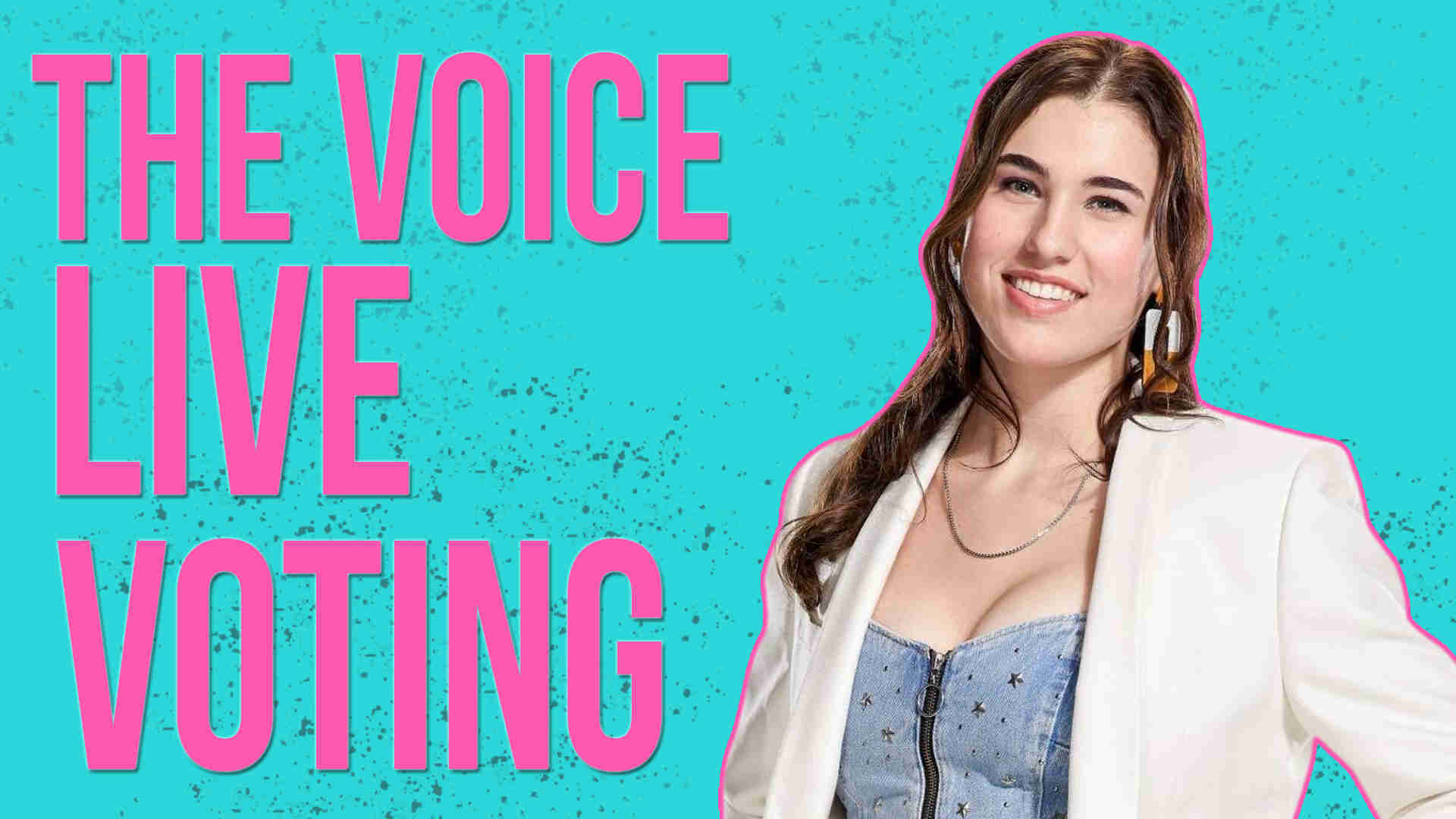 Vote Joanna Serenko The Voice USA 2020 Top 17 Playoffs Voting Tonight on 4 May 2020