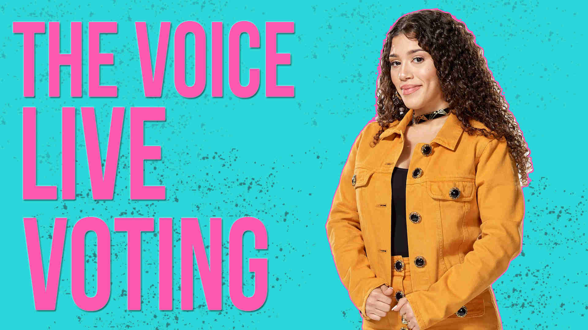 Vote Mandi Castillo The Voice USA 2020 Top 17 Playoffs Voting Tonight on 4 May 2020