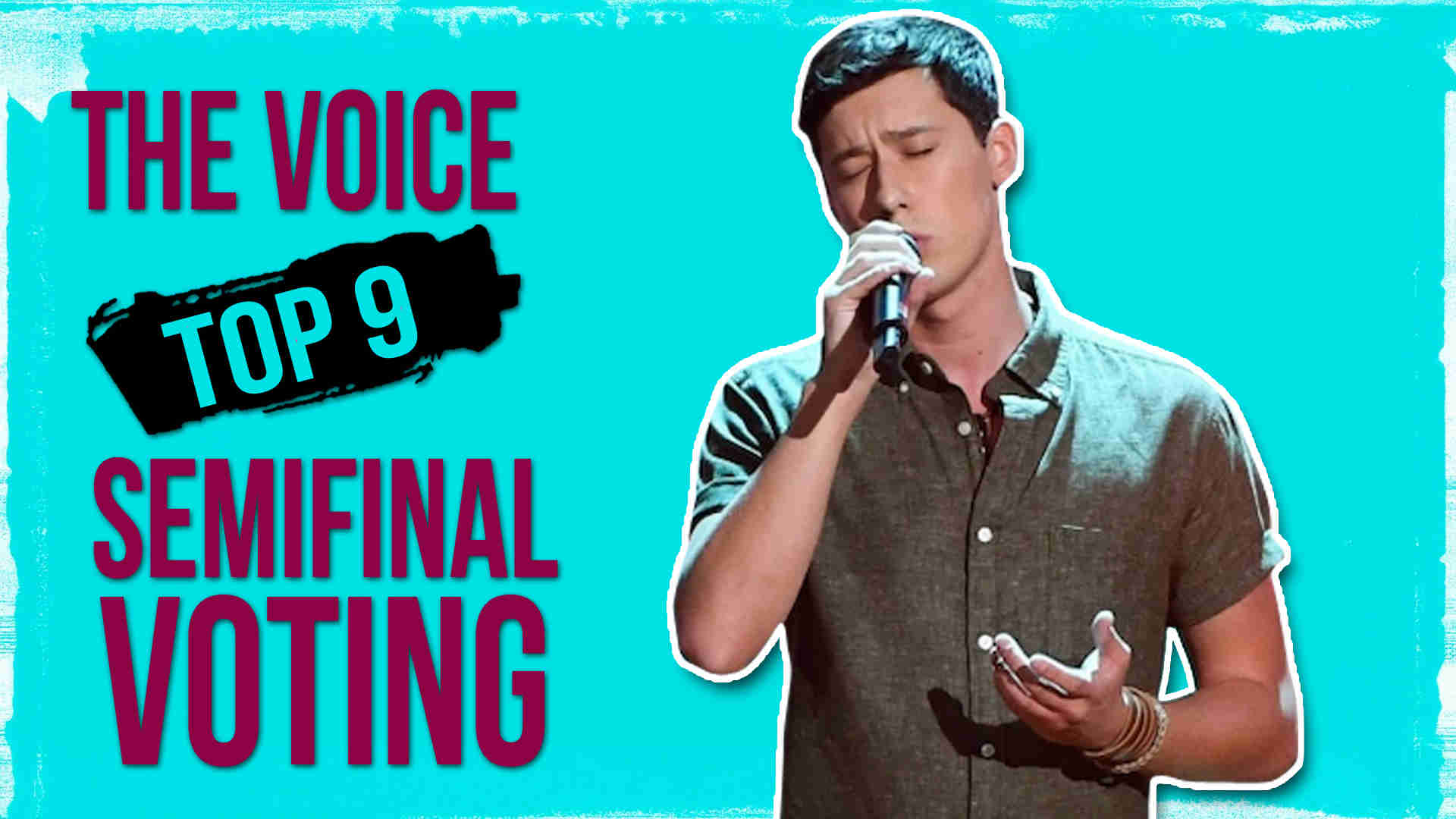 Vote Micah Iverson The Voice 2020 Semifinals Voting Tonight on 11 May 2020