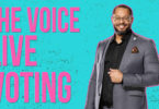 Vote Roderick Chambers The Voice USA 2020 Top 17 Playoffs Voting Tonight on 4 May 2020