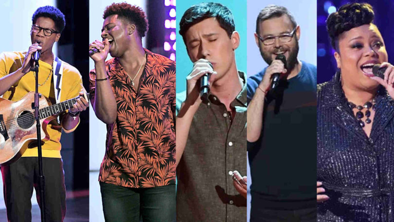 Vote The Voice 2020 Top 5 Finalists Winner Name Prediction Polls