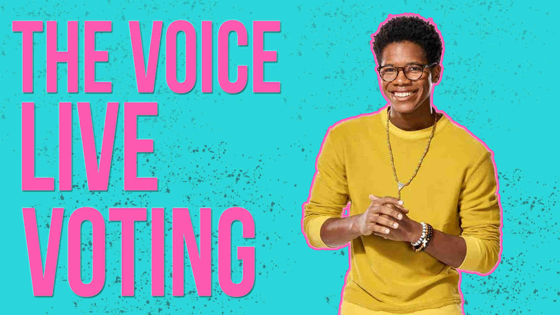 Vote Thunderstorm Artis The Voice USA 2020 Top 17 Playoffs Voting Tonight on 4 May 2020