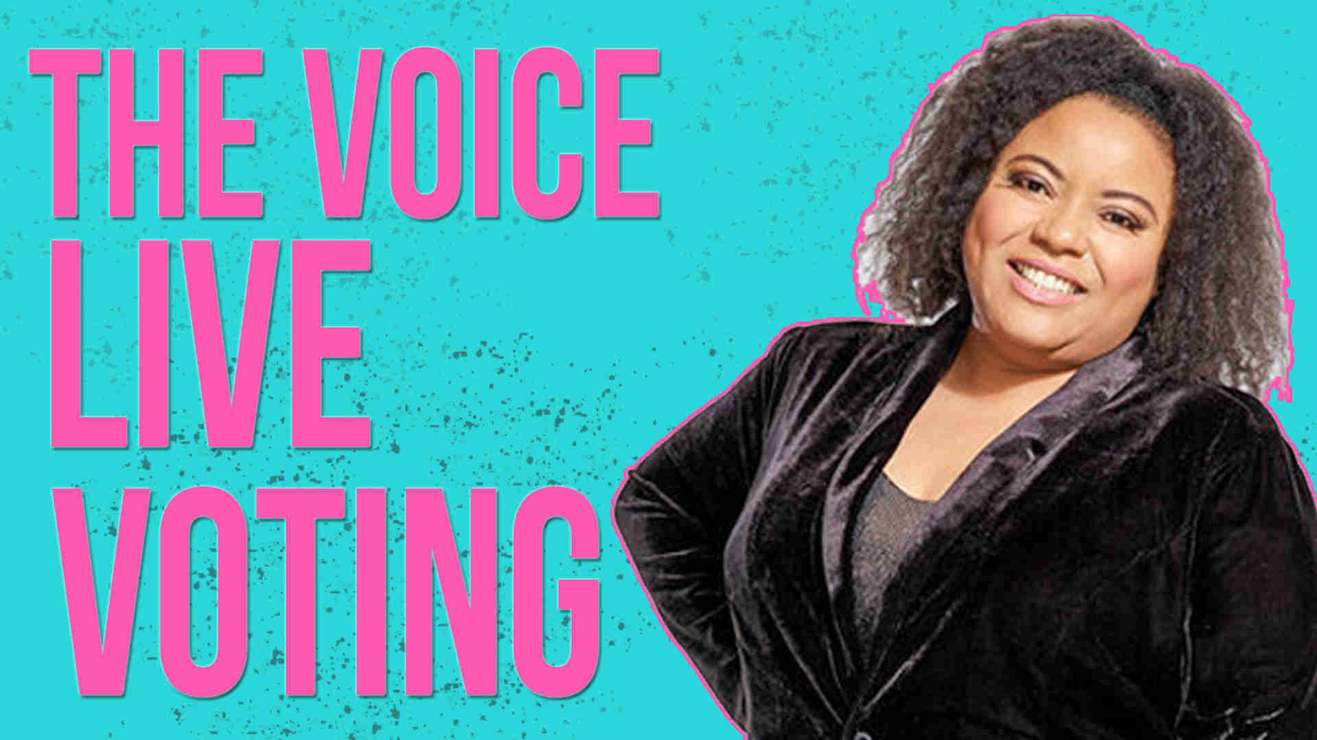 Vote Toneisha Harris The Voice USA 2020 Top 17 Playoffs Voting Tonight on 4 May 2020
