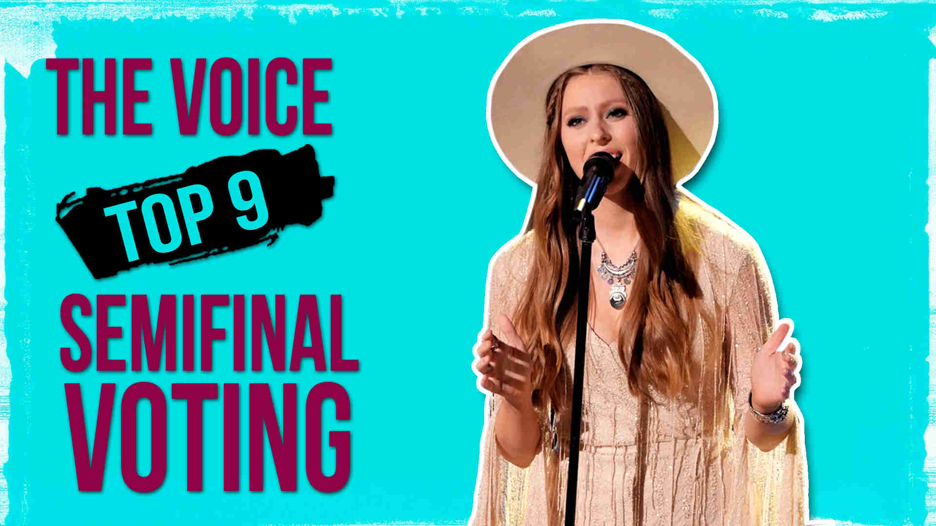 Vote Zan Fiskum The Voice 2020 Semifinals Voting Tonight on 11 May 2020