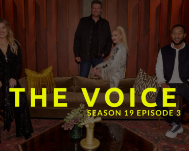 The Voice 2020 season 19 episode 3