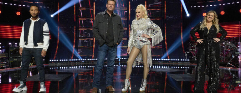 Watch The Voice USA 2020 Premiere Blind Episode Tonight on 19 October 2020