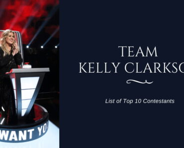 Team Kelly Clarkson