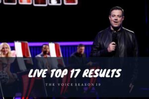 Live Top 17 Results