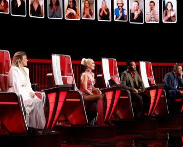 The Voice Live Top 9 Results