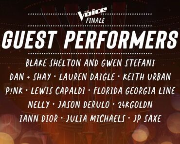 The Voice Season 19 Finale Guest Performers List Find Here