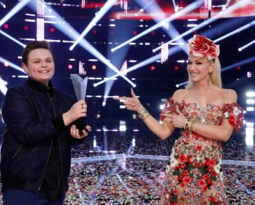 Watch Carter Rubin The Voice Season 19 Winning Journey from Blind Auditions