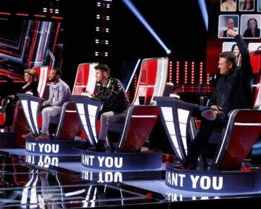 The Voice Season 20 Episode 4 Blind Auditions