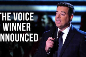 The Voice 2021 Finale Winner Announced